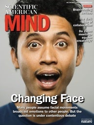 Digital Subscription: Scientific American Mind